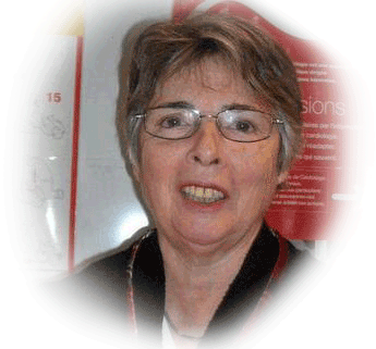 Présidente du club Cœur et santé Blois